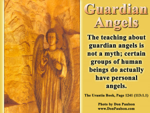 Guardian Angels - Quote of the Day - human beings, myth, personal