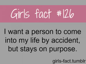 Funny Facts About Girls