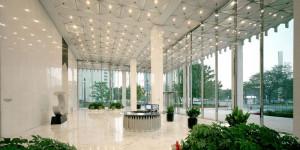 ... Yamasaki, Detroit Michigan, Woodward Detroit, Woodward Buildings