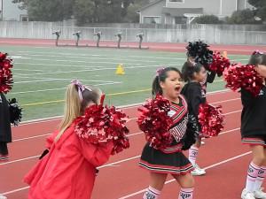 Bulldog Football Cheerleaders - Photo Gallery