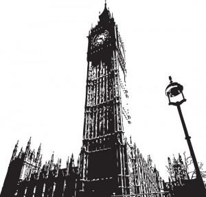 Big Ben London England Vinyl Wall by BlackfinGraphics, $29.99 guest ...