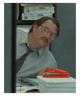 Looks like someone's filed 15 TPS reports in 30 days. Ummm ...