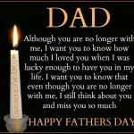 ... Fathers Day In Heaven Quotes Happy Fathers Day Quotes Fathers Day