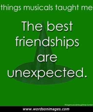 Unexpected friendship quotes - Collection Of Inspiring Quotes, Sayings ...