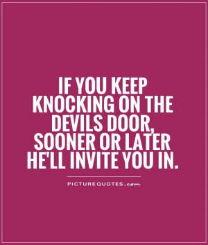 Devil Quotes Devil quotes