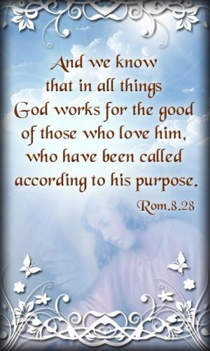 Bible Quotes Live Wallpaper - screenshot