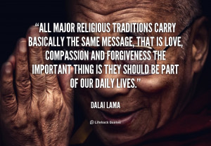 Dalai Lama Quotes About Family