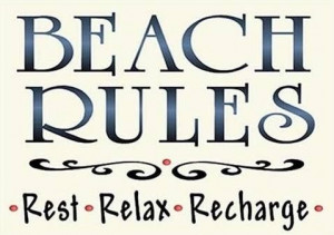 beach, message, quotes, holiday, quote, relax, summer, textRulesbeach ...