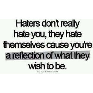 haters quotes | Tumblr