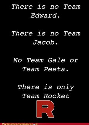Pokémon Only Team Rocket