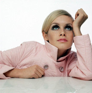 Model Twiggy Today