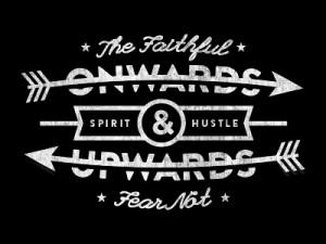 Onwards & Upwards by Justin Barber