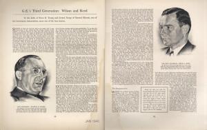 Vannevar Bush Time Cover April