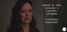 Revenge, Victoria Grayson