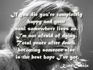 ... Kurt CobainSpread the love and follow Best love quotes and Sayings for