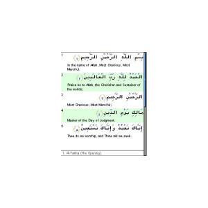 Quran Reader - RIM Blackberry app
