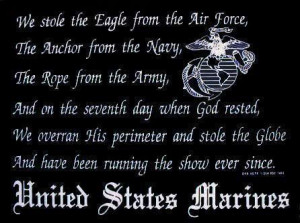 United States Marines- The Eagle Globe and Anchor