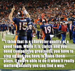 Tim Tebow Quot...