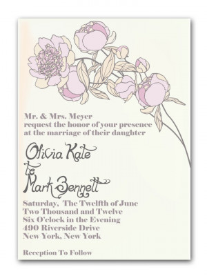 Unusual Wedding Invitation Quotes. 1800 x 2400.Printable Birthday Card ...