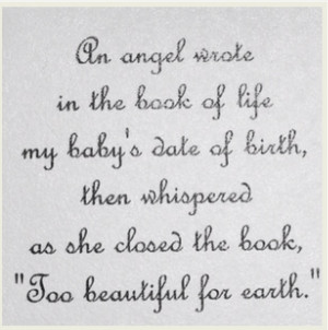 Loss Of A Baby Quotes 4 images above is part of the best pictures in ...
