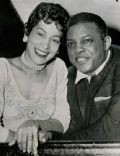 Willie Mays and Margherite Chapman