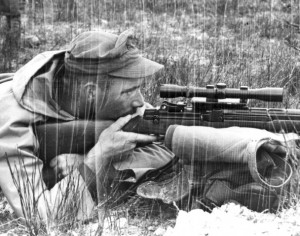 United States Marine Corps Snipers