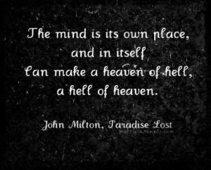 John Milton, Paradise Lost
