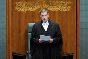 Peter Slipper resigns