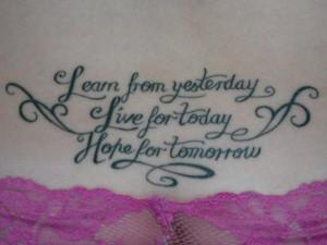 intimate tattoos women pics