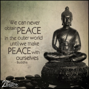 Inner Peace Quotes Buddha Buddha Quotes on Inner Peace