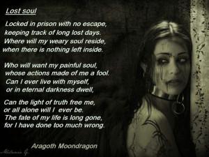 dark voyage and chapter dark gothic poems