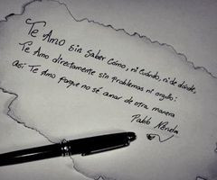 Go Back > Pix For Pablo Neruda Quotes In Spanish