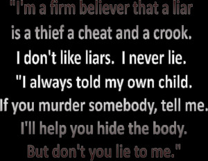 Quotes About Liars And Karma Gallery for quotes about liars