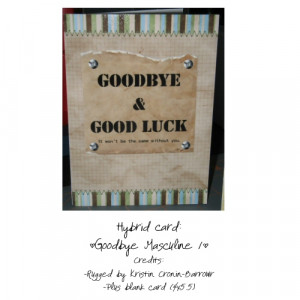 Funny Goodbyes Coworkers Image