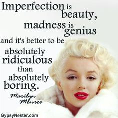 ... Marilyn Monroe - For more great quotes to pin to your friends: http