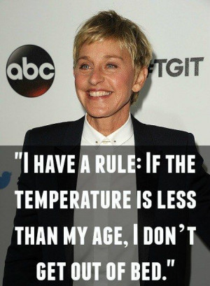 17 Ellen DeGeneres Quotes That Prove She's The Greatest Ever on ...
