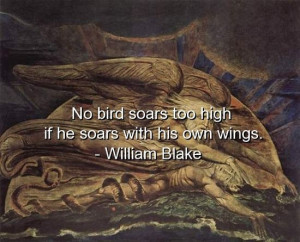 William blake, quotes, sayings, brainy, wise