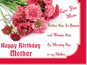 Back > Gallery For > happy birthday mom christian quotes