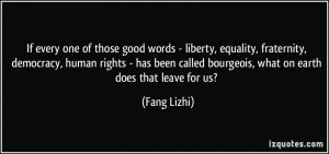 Human Equality Quotes