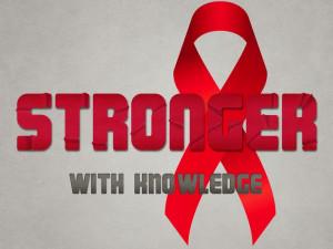 HIV/AIDS awareness poster