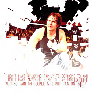 Dean Ambrose Quotes