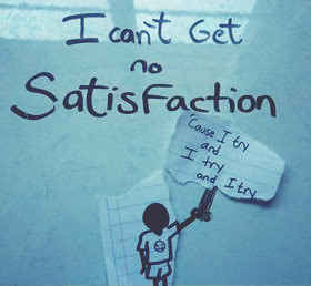 Satisfaction Quotes & Sayings