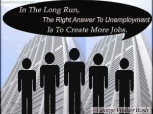 Unemployment quote #2