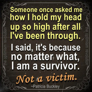 Victim to Survivor Coaching