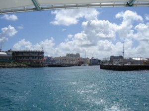 Challenge Deep Sea Fishing & Coastal Cruises: Leaving the Barbados ...