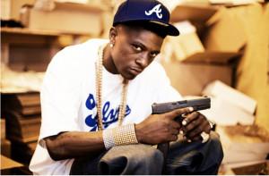 Lil Boosie Lil Boosie Wit A Gun!!!