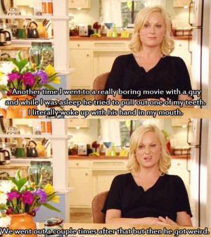 Leslie Knope- Parks and Rec
