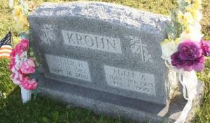 found for Lou Krohn on usgennet org