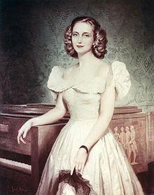 Portrait by Greta Kempton