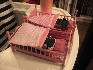 ... gender stereotypes and the toys that are often accused of enforcing